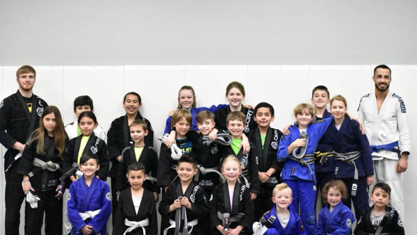 Kids Martial Arts in Lee's Summit - Glory MMA & Fitness