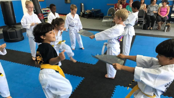 Kids Martial Arts in Lutz - Reflex Taekwondo