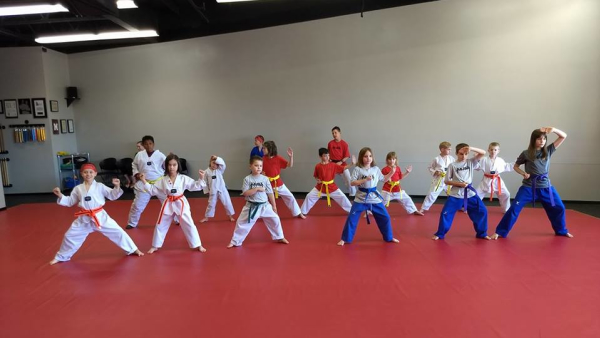 Kids Martial Arts in Sherwood - MUSA Martial Arts