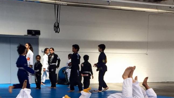 Kids Martial Arts  in Eagle Rock - TOTAL Jiu-Jitsu Los Angeles