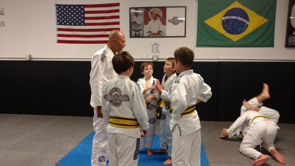 Kids Martial Arts in Cabot - Gracie Jiu Jitsu Cabot