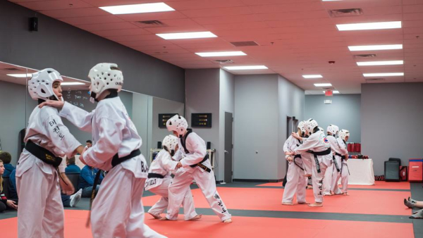 Kids Martial Arts in Wayne - Master Chris' Absolute TaeKwonDo and Alpha Krav Maga