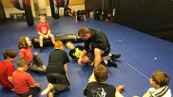 Kids Martial Arts in Asheville - Rogue Combat Club