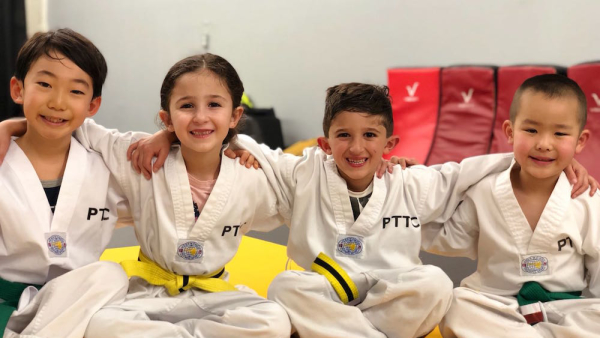 Kids Martial Arts  in Rancho Cucamonga - Pacific Taekwondo Training Center
