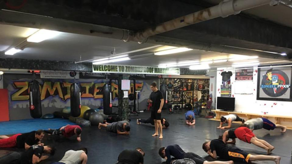 Muay Thai  in Sydney - ZombieProof Brazilian Jiu Jitsu & Mixed Martial Arts