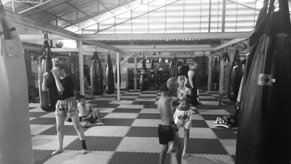 Muay Thai in Ogden - Victory Self Defense & Fitness