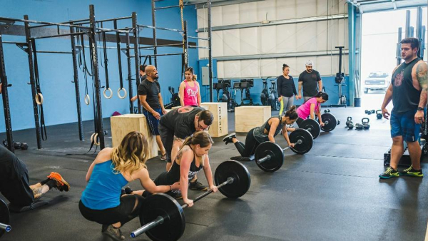 Performance Training in Salem - CrossFit View