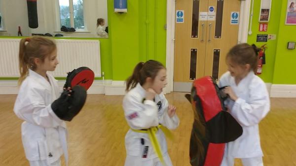 Kids Martial Arts in Bournemouth - Dorset Choi Kwang Do