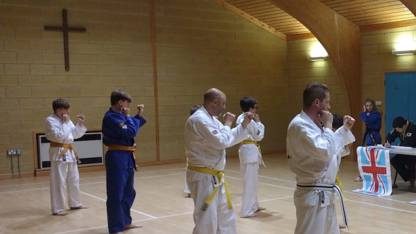Adult Martial Arts in Bournemouth - Dorset Choi Kwang Do