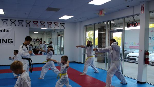 Family Martial Arts  in Woodstock - The ONE Taekwondo Center