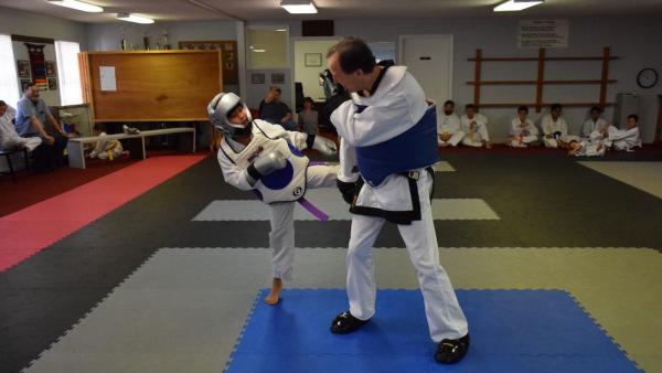 Kids Martial Arts near Winston-Salem