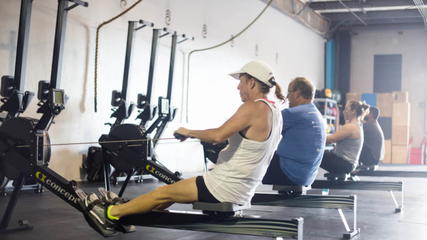 Small Group Fitness in St. Petersburg - Elevate