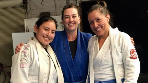 Womens Jiu Jitsu in Eagle Rock - TOTAL Jiu-Jitsu Los Angeles
