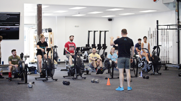 Group Fitness Training near Webster