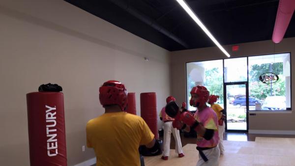Adult Martial Arts  in Mandeville - Northshore Taekwondo