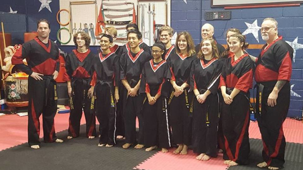 Adult Karate in Downingtown and Chester Springs - World Martial Arts Academy