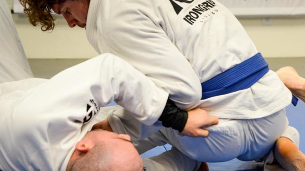 Brazilian Jiu Jitsu near Raleigh