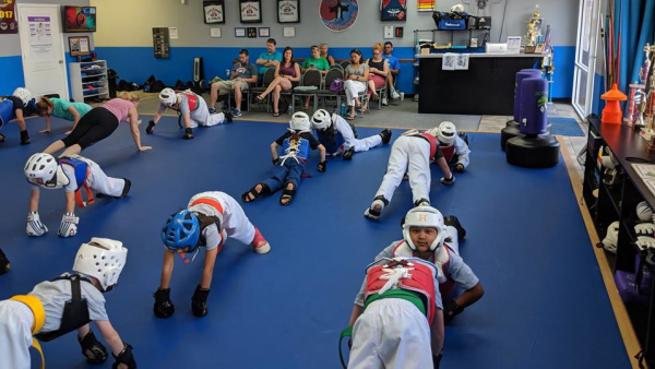 Family Martial Arts  in Lutz - Reflex Taekwondo