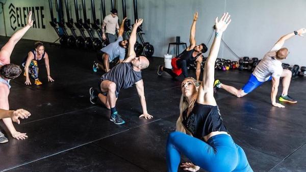 Group Fitness in St. Petersburg - Elevate