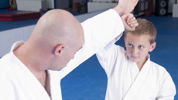 Kids Martial Arts in Saffron Walden - All Anglia Karate Association