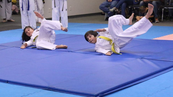 Kids Martial Arts Midlothian