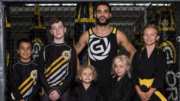 Kids Martial Arts in Kansas City - Glory Mixed Martial Arts & Fitness