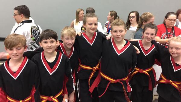 Kids Martial Arts in Mandeville - Northshore Taekwondo
