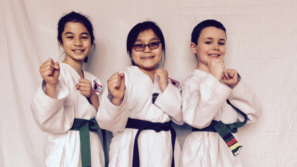 Kids Martial Arts in Burnsville - Ambition Taekwondo