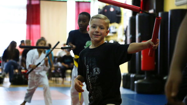 Kids Martial Arts near Deer Park