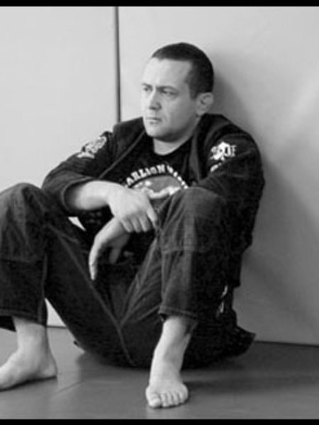 Pete The Greek Letsos in Chicago - Rio Jiu Jitsu Academy