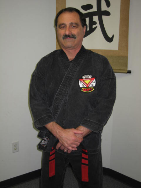 Pat Caputo in Wilmington - American Karate Studios