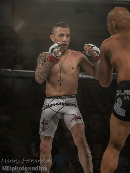 Melvis Figueroa in Rockaway - Pure Mixed Martial Arts