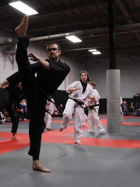 Nick Weber in Rockaway - Pure Mixed Martial Arts