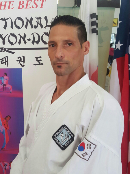 Kyosah Nim Guillermo  in Davie and Cooper City - Traditional Taekwon-Do Center Of Davie