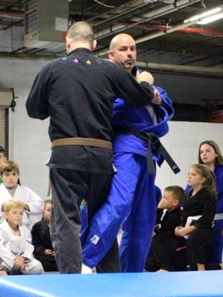 Kevin Costello in Rockaway - Pure Mixed Martial Arts