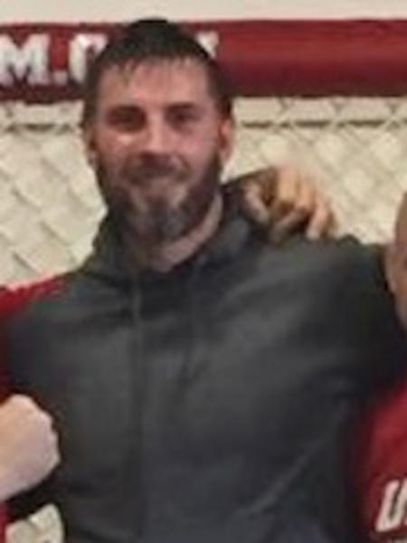 Tim Breckenridge in Charleston - Charleston FIT & MMA