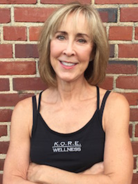 Lisa Davis in Columbia - K.O.R.E. Wellness