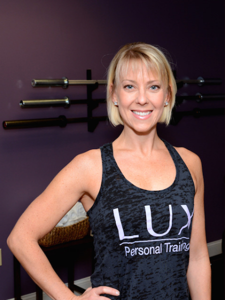 Stephanie in Clarks Summit - LUX Personal Training