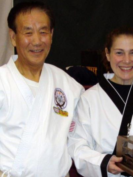 SAH BUM NIM FAITH GORDON MAZUR in Bensalem - Nate Gordon's Black Belt Academy