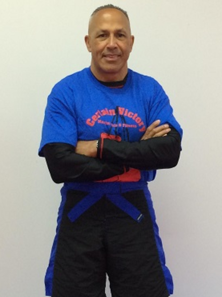 Mr. Dan in Marlborough - Certain Victory Martial Arts & Fitness