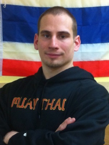 Kru Mr. Rich in Marlborough - Certain Victory Martial Arts & Fitness