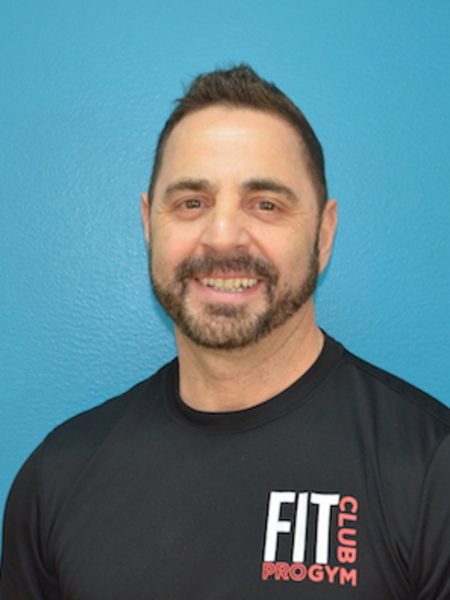 Mario Diletto in Massapequa - Fit Club Pro Gym