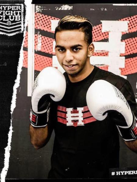 Deshi Omar Ali  in Colts Neck - Elite Martial Arts of Colts Neck