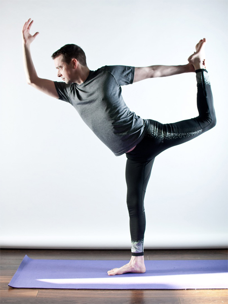 Mr. Peter North in - Martial Arts and Yoga