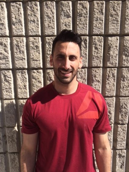 Rob Schiavallo in Brampton - Impact Fitness