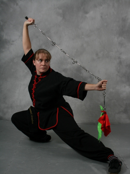 Jow Ga Domenica Gruschow in Rochester - Rochester Kung Fu And Fitness