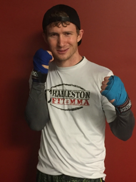 Nate Callahan in Charleston - Charleston Self-Defense & MMA