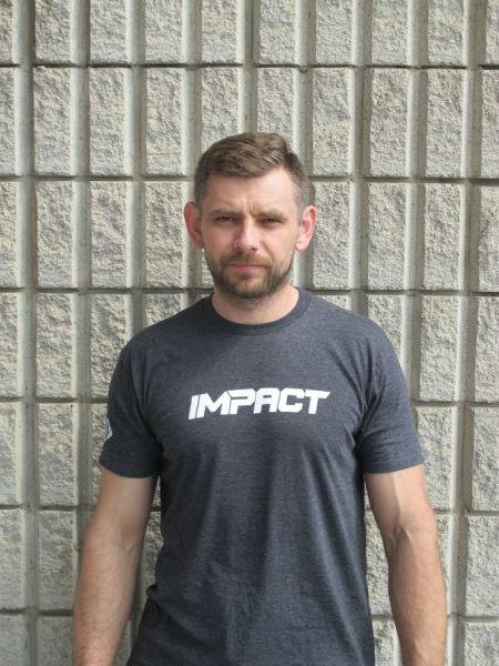 Paul Rudzik in Brampton - Impact Fitness