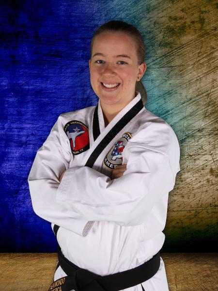 Amanda Sullivan in Plano - Plano Taekwondo America