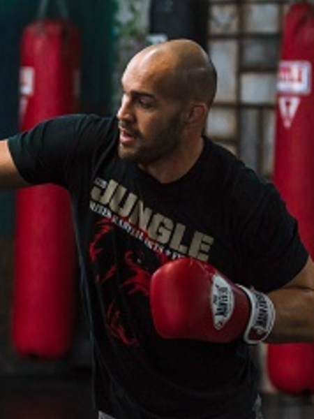 Seth Petruzelli in Orlando - The Jungle MMA And Fitness